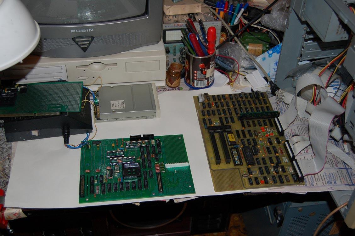 схема на компараторе к521са3
